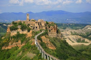 "Bagnoregio, the ""Dying Town"""