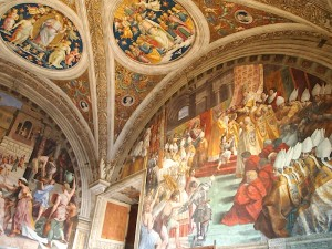 The Rooms of Raphael