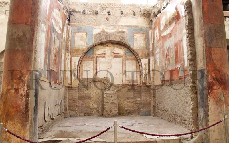 Naples Archaeological Museum Tour